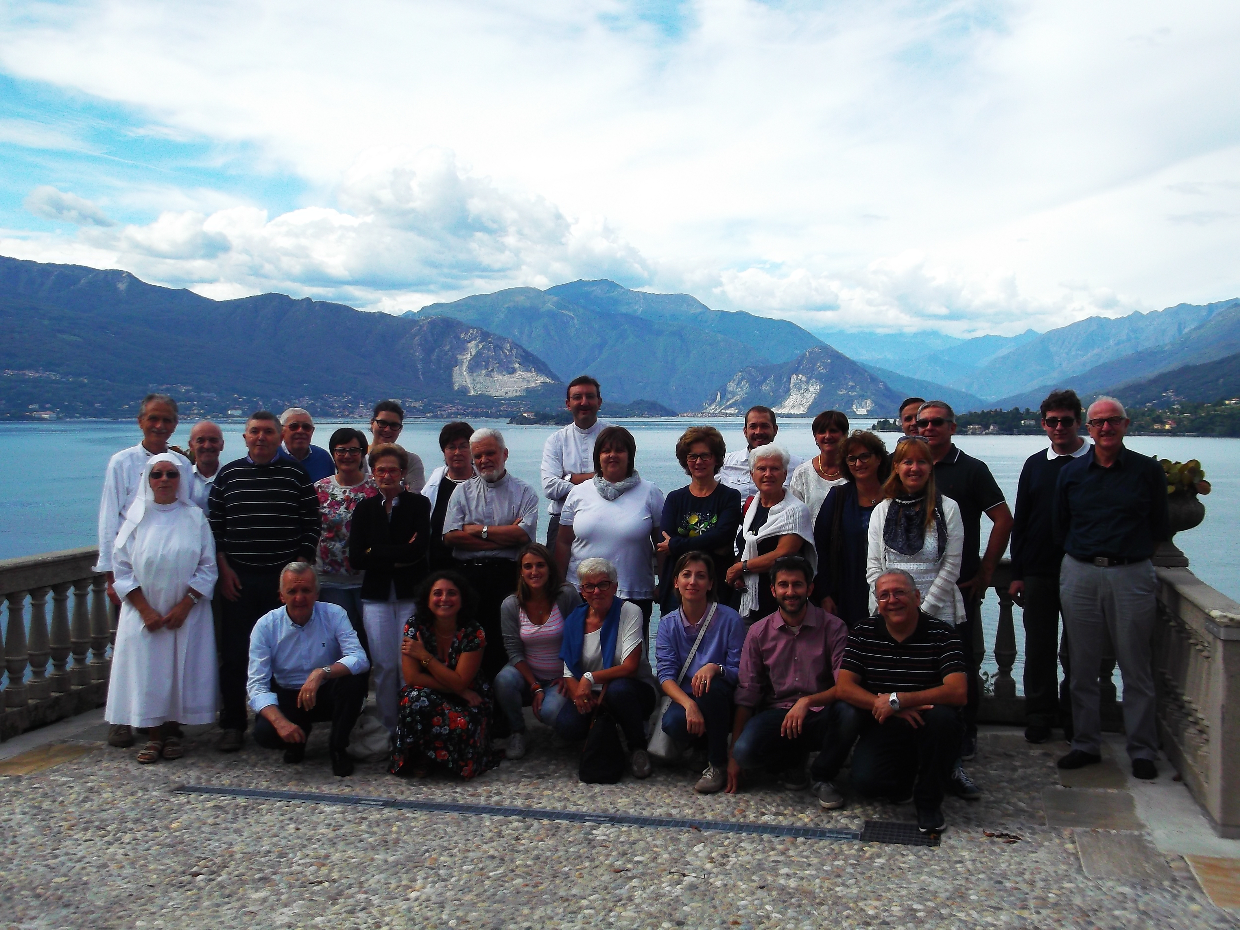 Il consiglio pastorale della   Comunità Madonna della Selva