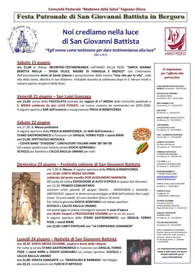 locandina festa patronale 2013 a3