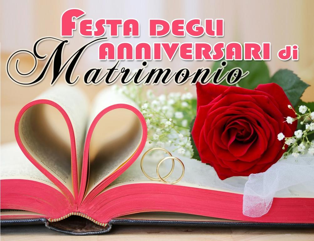 Festa Di Anniversario Di Matrimonio.Anniversari Di Matrimonio 2018 Madonna Della Selva