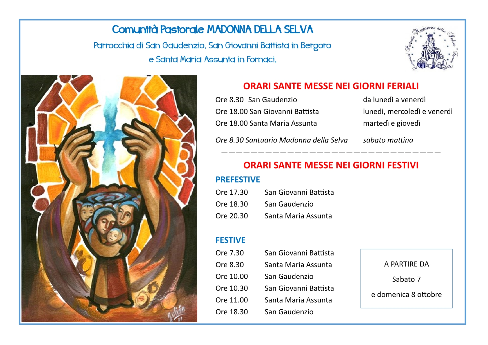 Orari Messe1