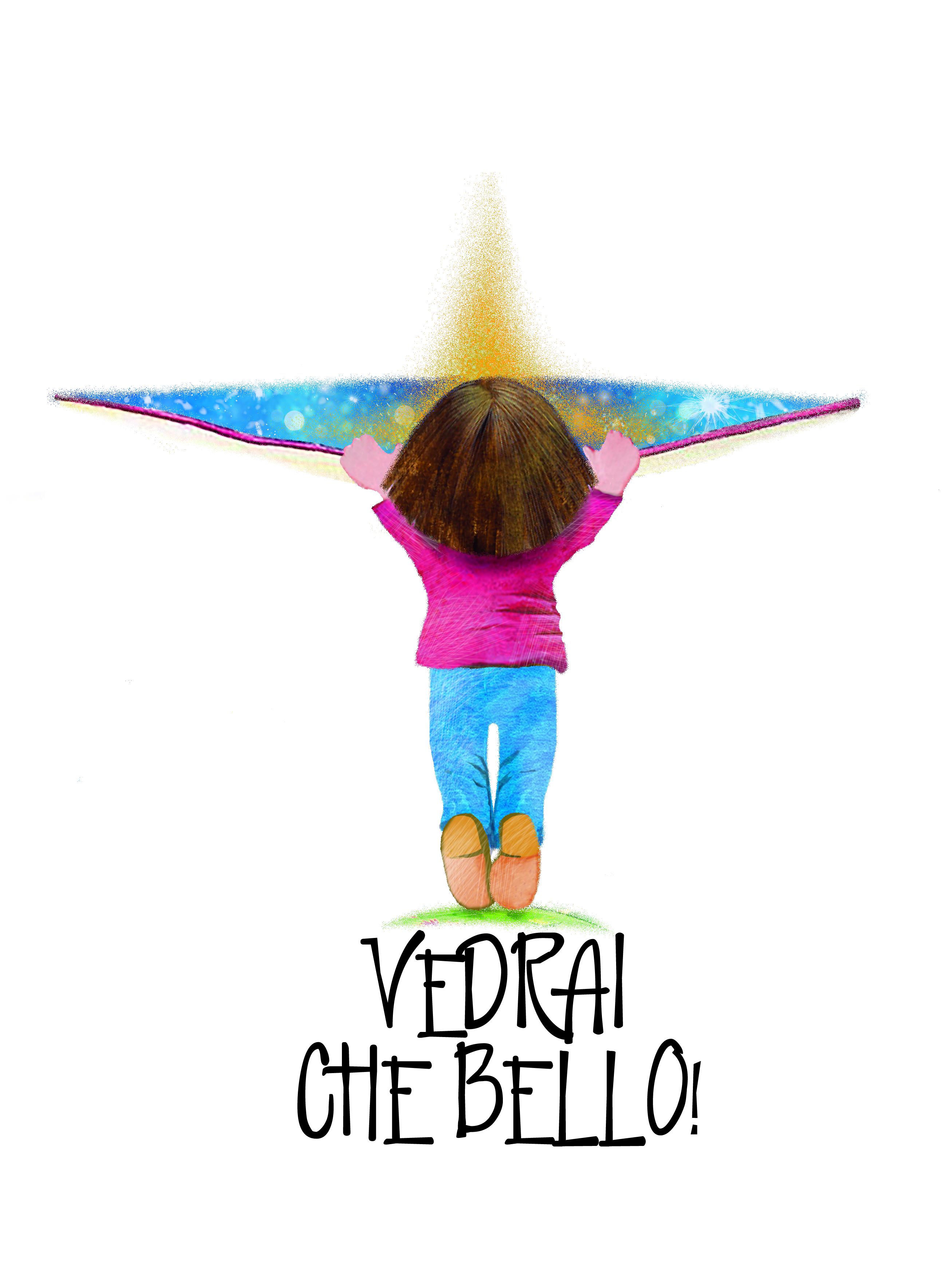 logo VEDRAI CHE BELLO