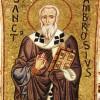 Venerdì 7 Dicembre I°Venerdì del mese e Solennità di Sant'Ambrogio