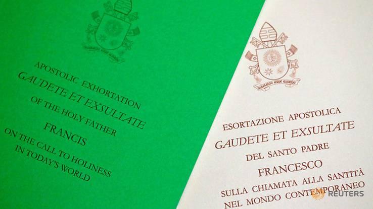 """Esortazione Apostolica """"Gaudete et Exultate"""""""