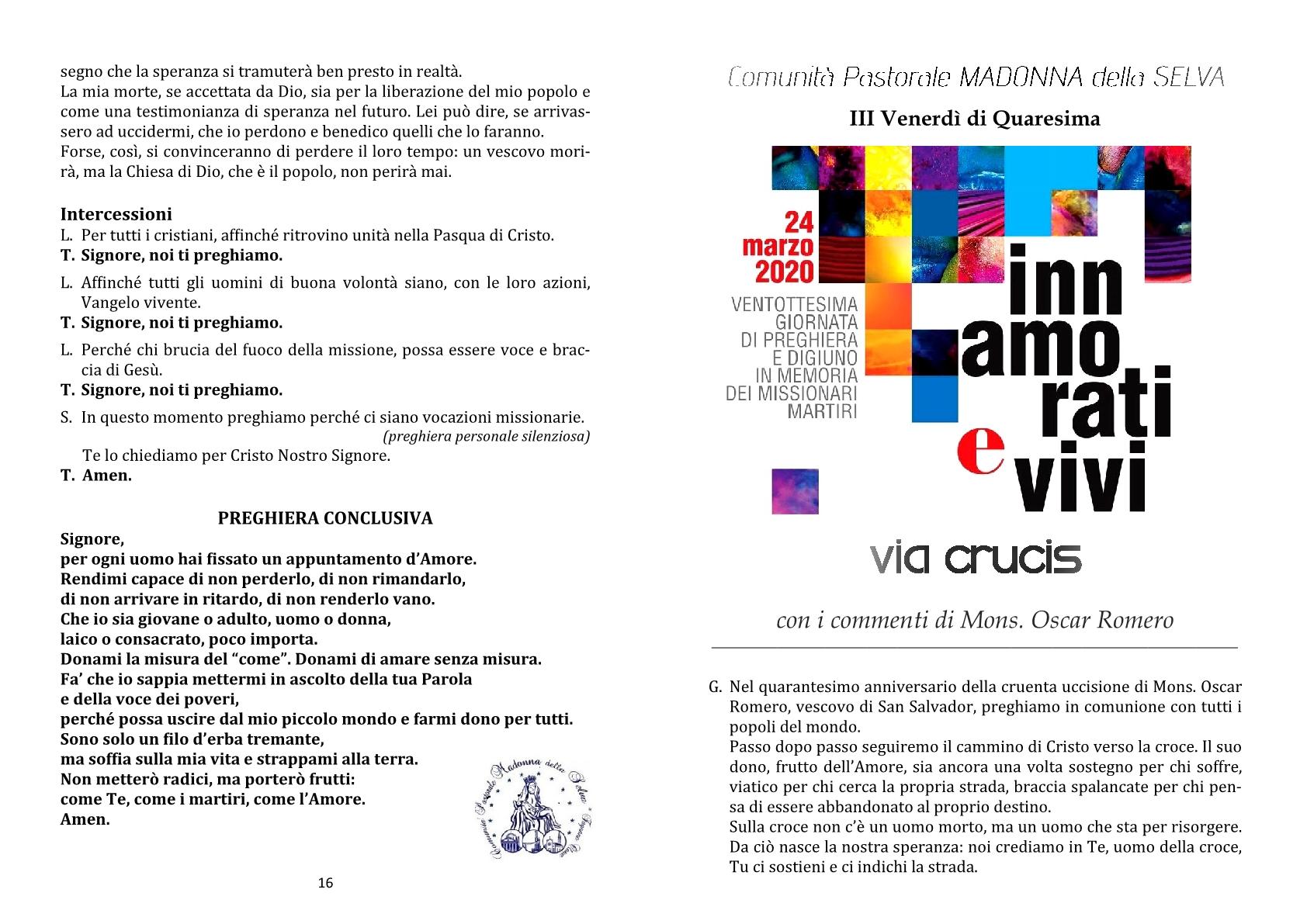Via Crucis - III ven quar 2020 - martiri1