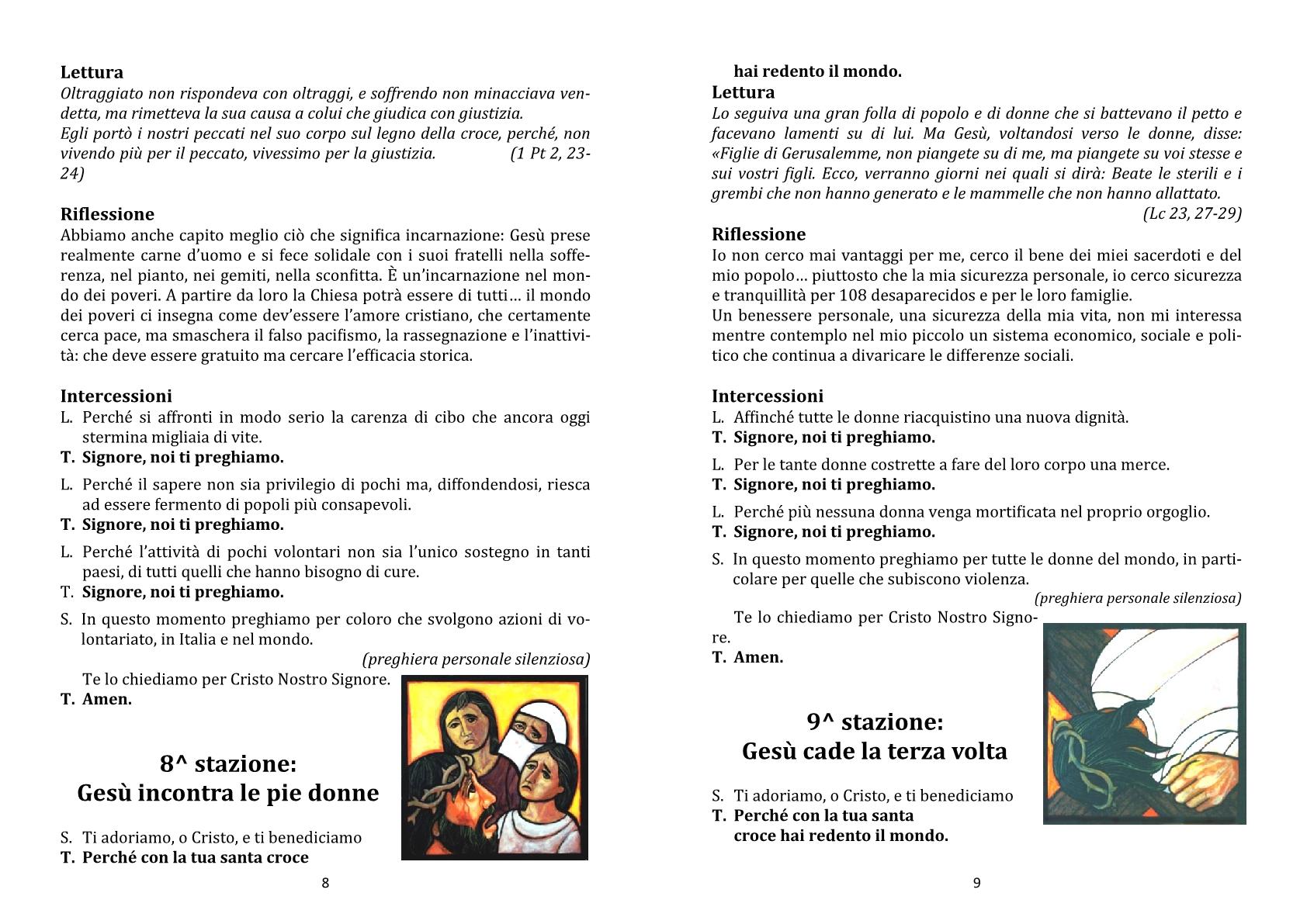 Via Crucis - III ven quar 2020 - martiri8