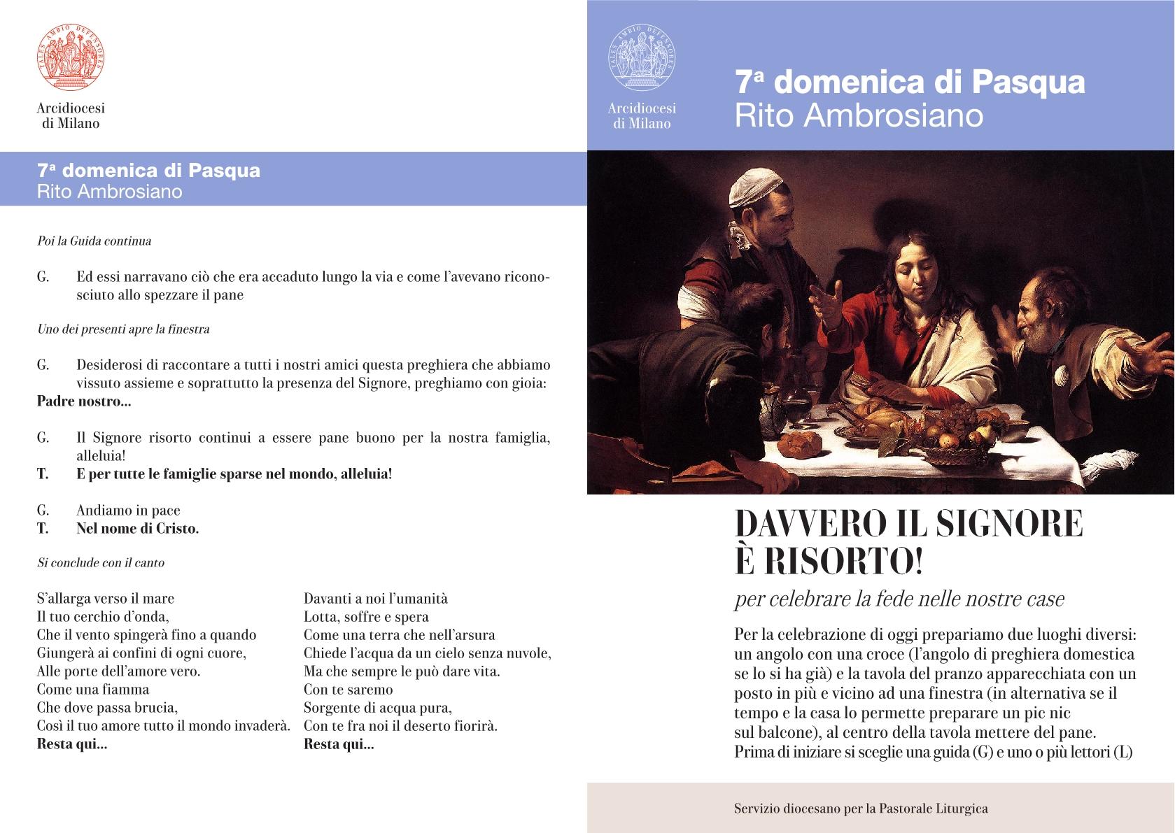VII domenicaPasqua_24maggio_rito AMBROSIANO1