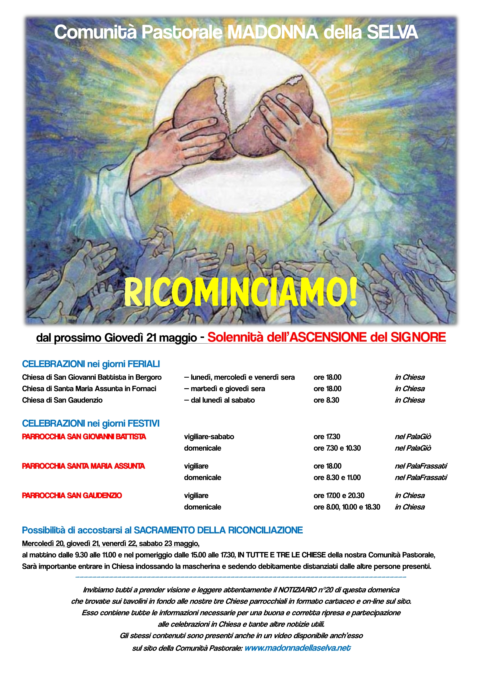 Volantino ripresa Messe1