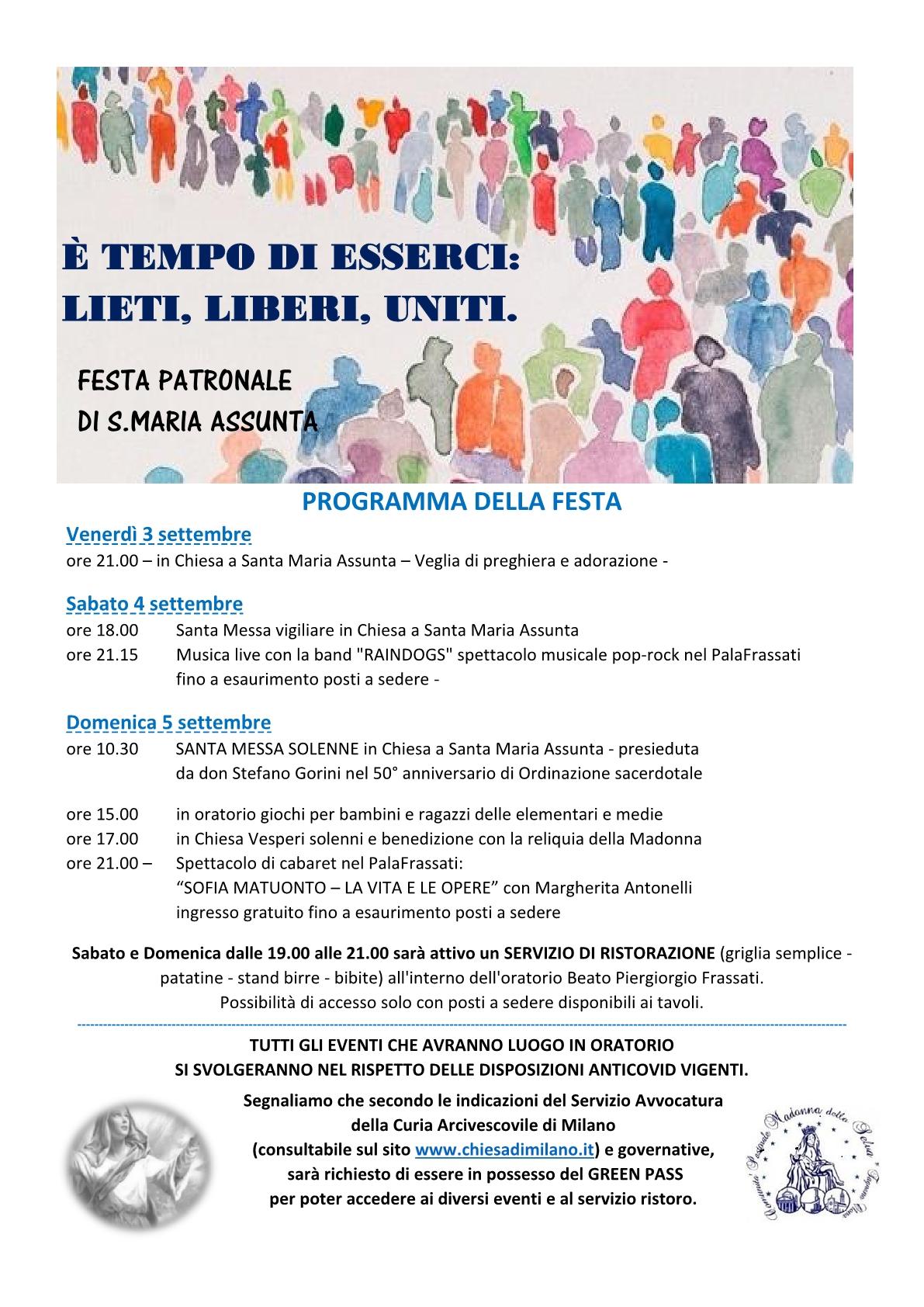 Volantino festa fornaci1